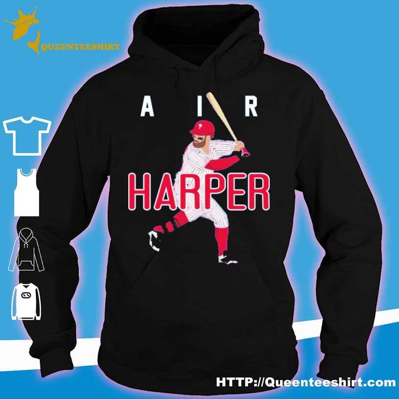 Bryce Harper Philadelphia Phillies AIR s hoodie