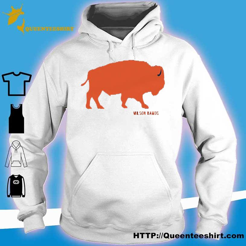 Buffalo Wilson Ramos s hoodie