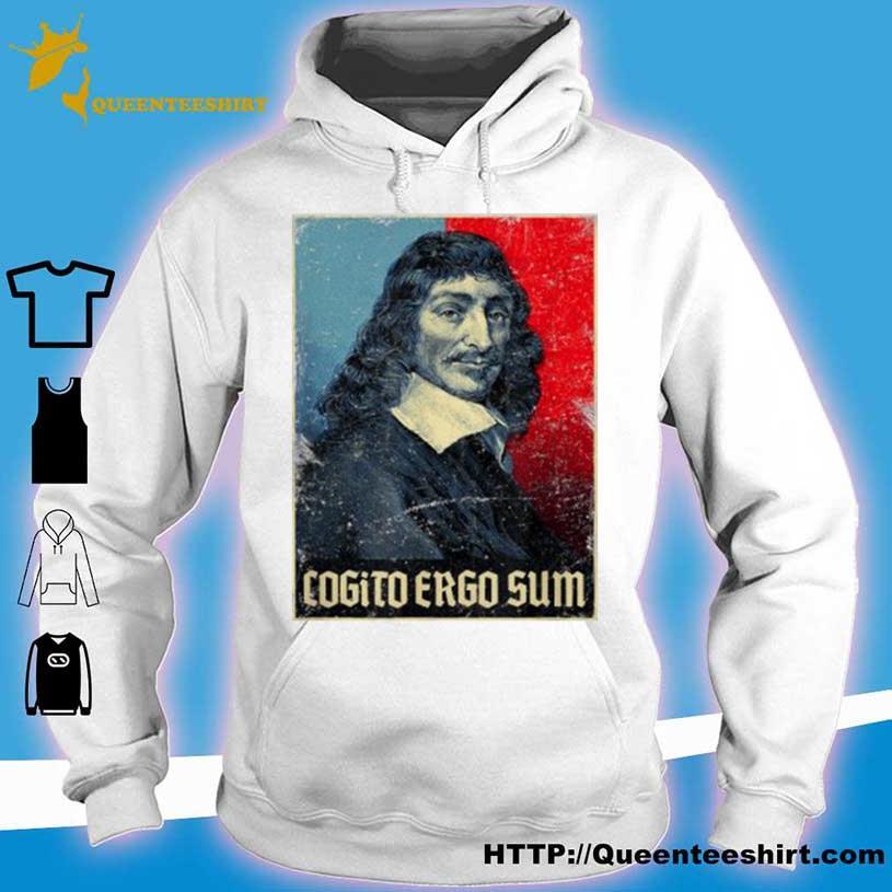 Cogito ergo sum s hoodie