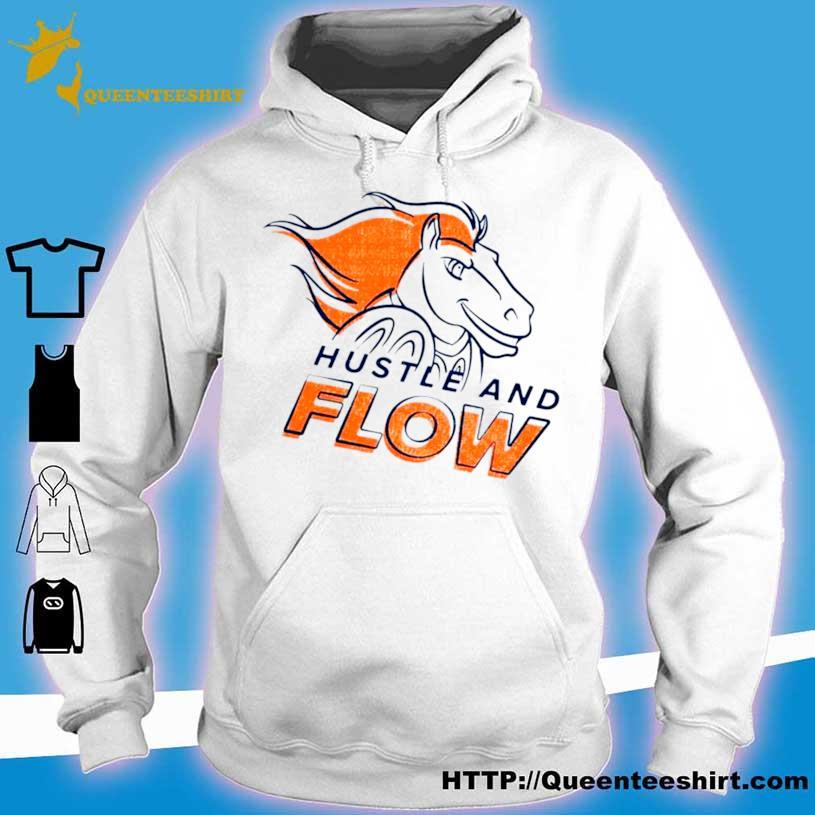 Denver Broncos Hustle And Flow Shirt hoodie