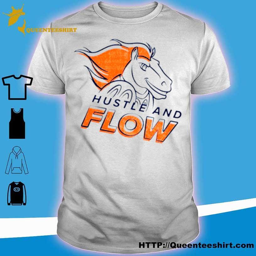 Denver Broncos Hustle And Flow Shirt