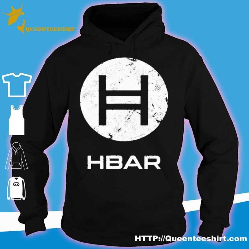 HBAR Crypto Hedera Hashgraph Blockchain Shirt hoodie