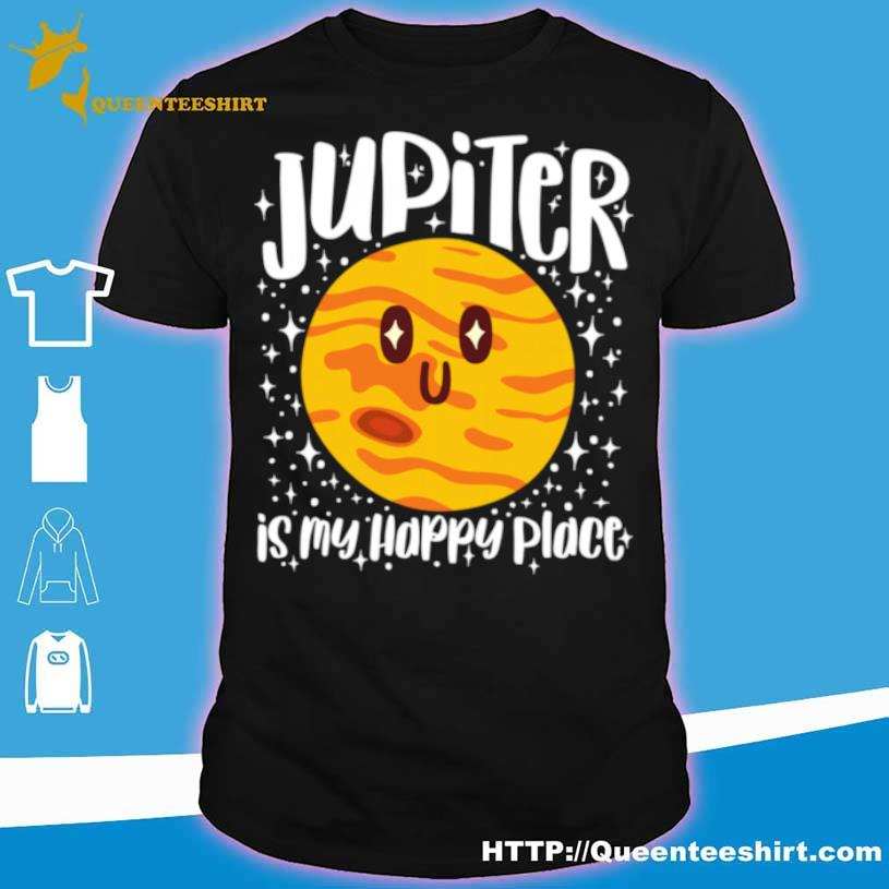 Jupiter Is My Happy Place Shirt