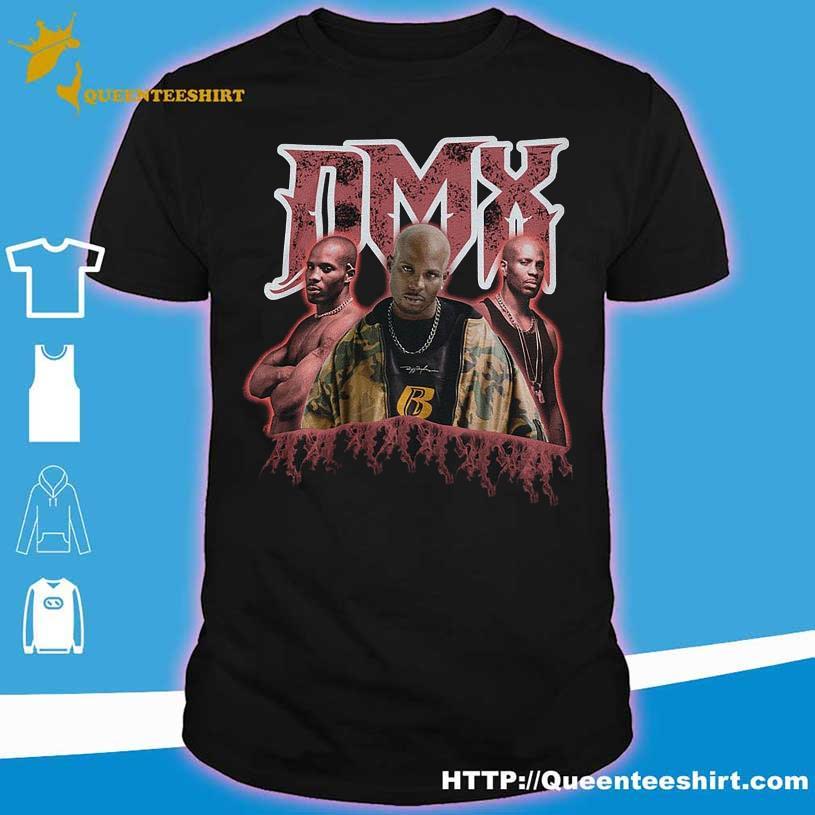 Rip Legends DMX Dogs shirt