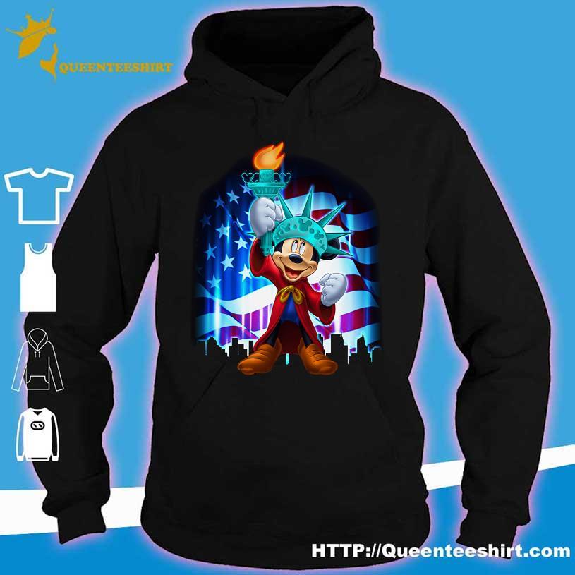Liberties Mickey Mouse American s hoodie