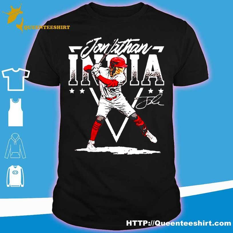 Official Jonathan India signature shirt