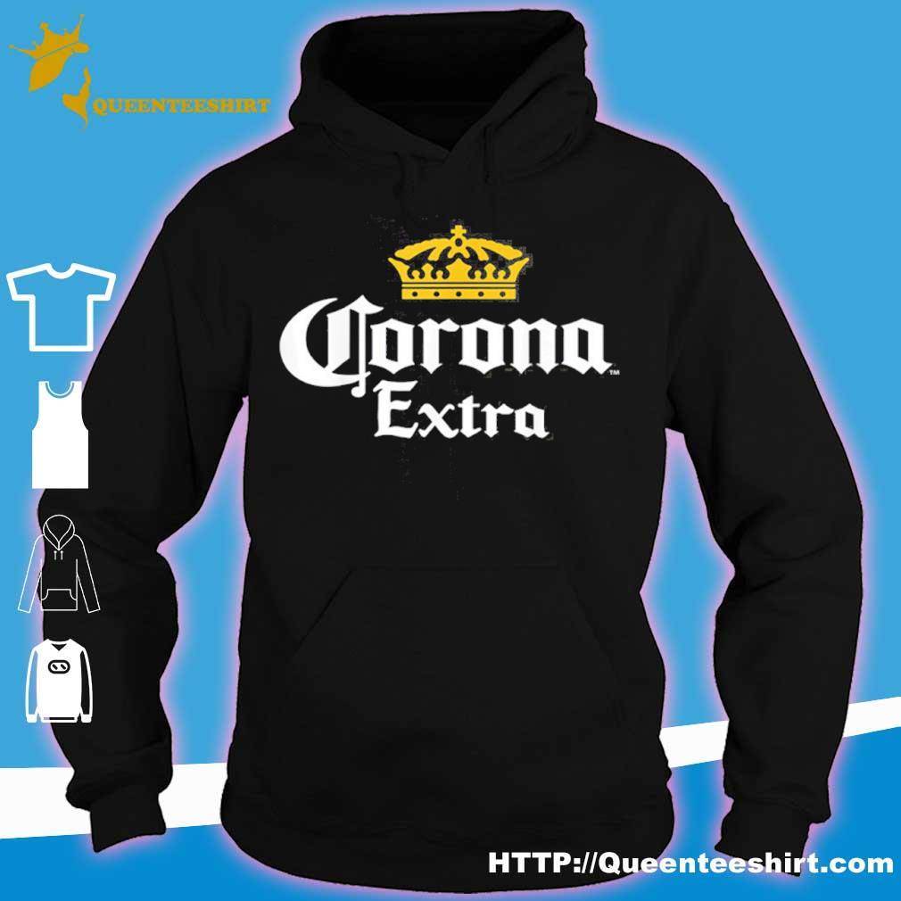 Corona Gold Crown Graphic 2020 Shirt hoodie