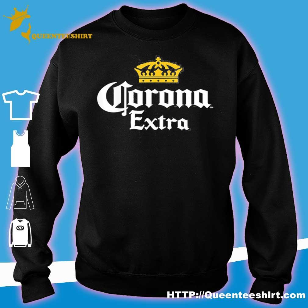 Corona Gold Crown Graphic 2020 Shirt sweater