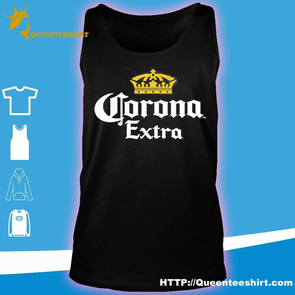 Corona Gold Crown Graphic 2020 Shirt tank top