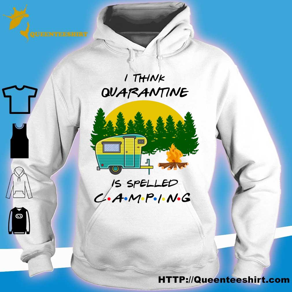 Official I think is spelled camping s hoodie