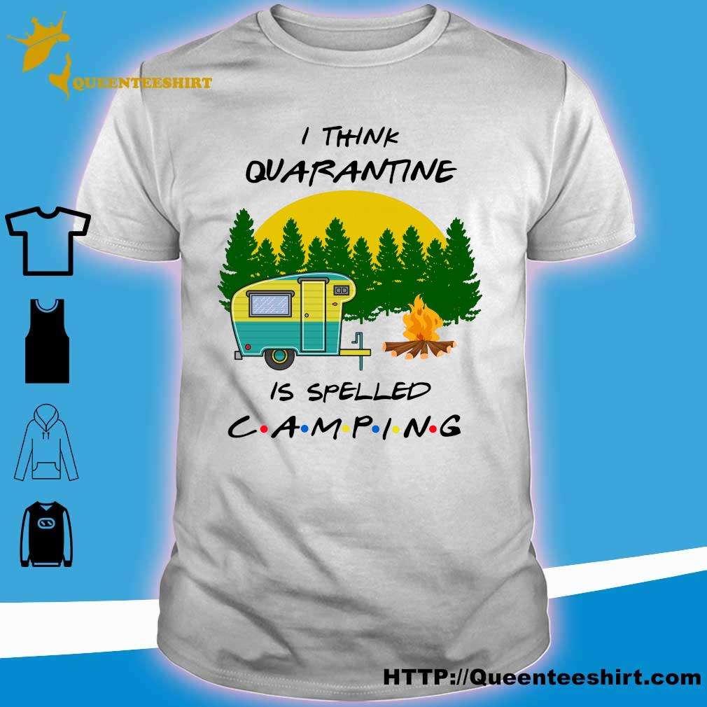 Official I think is spelled camping shirt