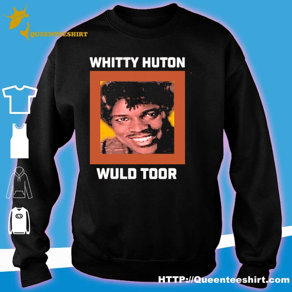 Whitty Hutton Wuld Toor 2020 Shirt sweater