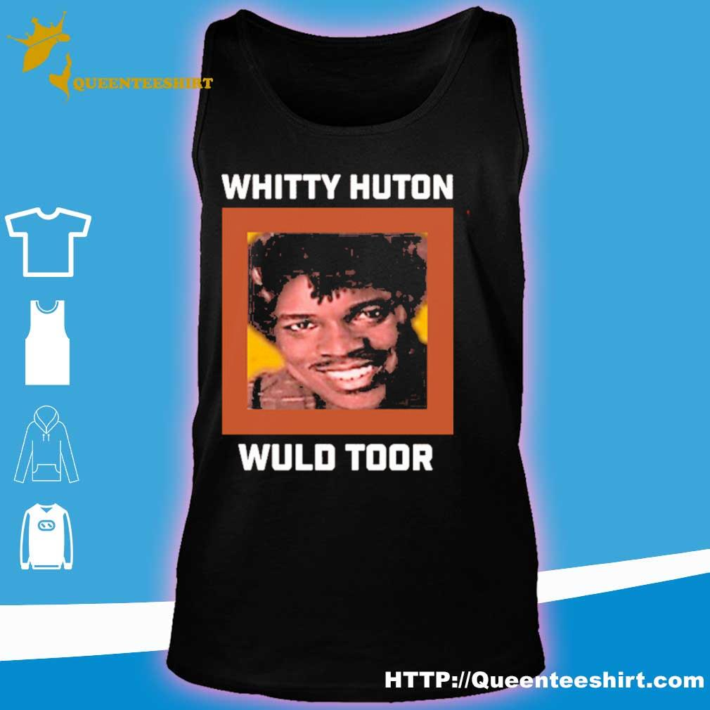 Whitty Hutton Wuld Toor 2020 Shirt tank top