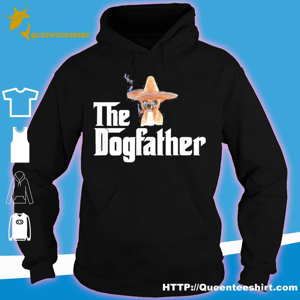 Chihuahua Cigar The dogfather s hoodie