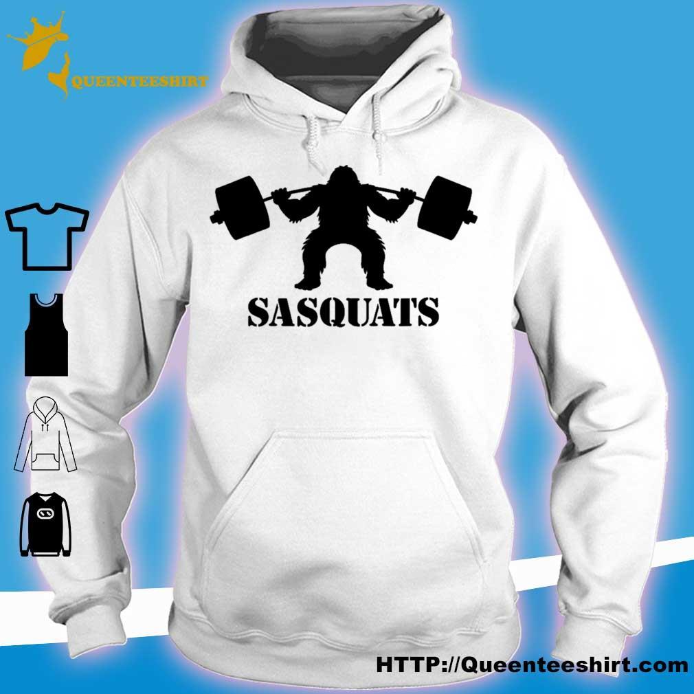 Bigfoot sasquatch Gym s hoodie