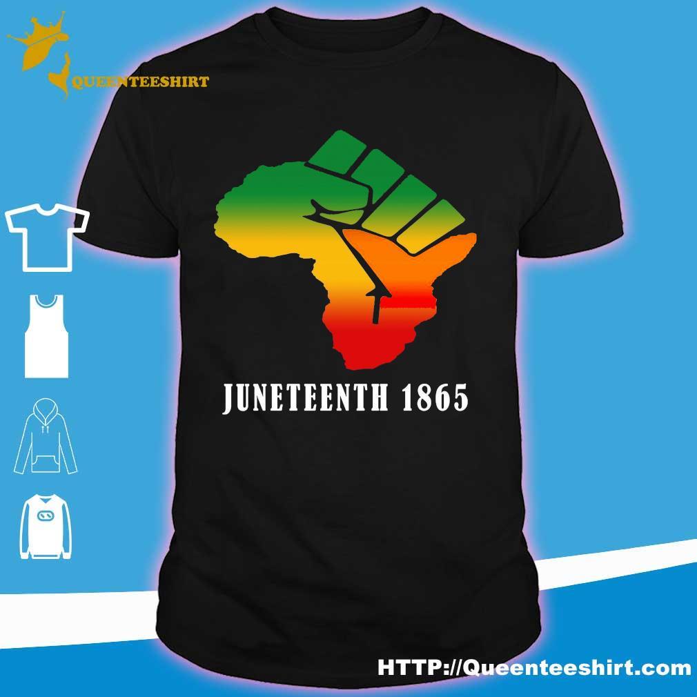 Strong Juneteenth 1865 shirt