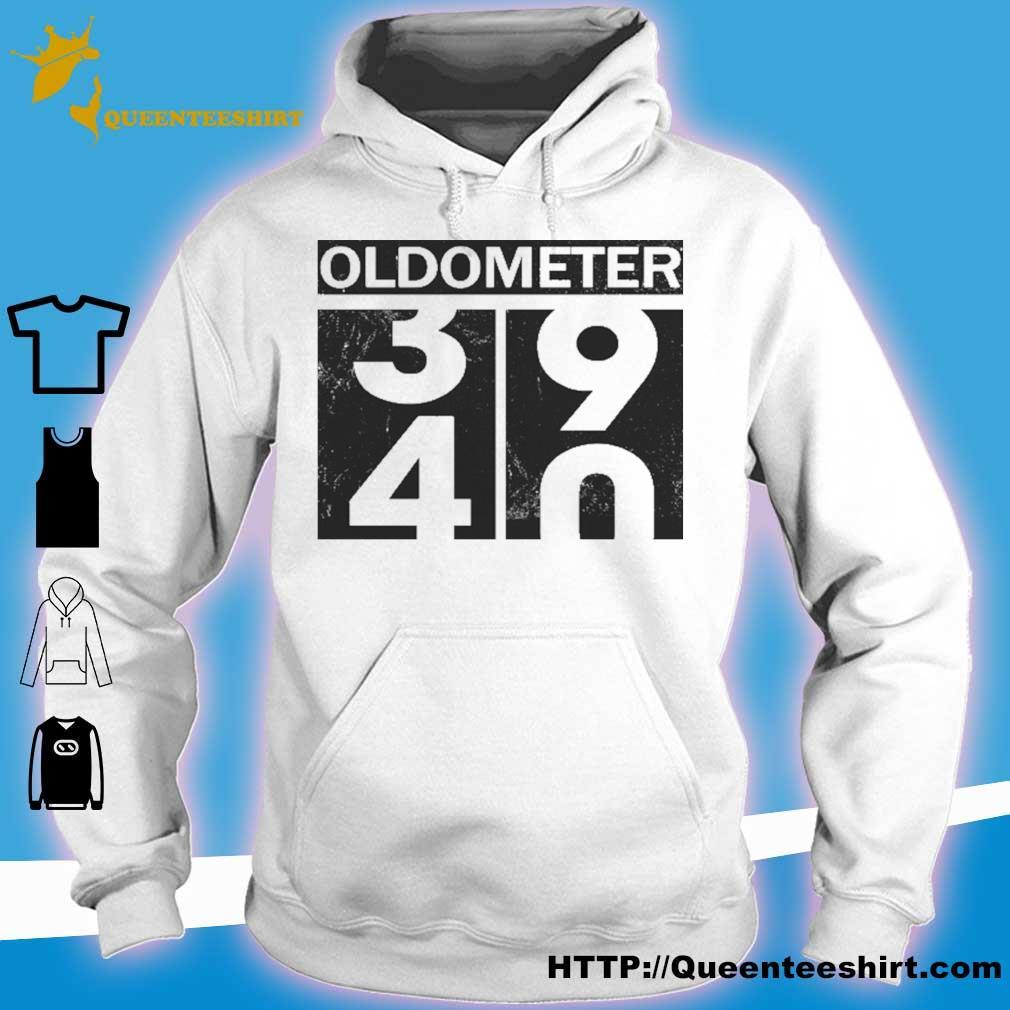 Official Oldometer 34 90 s hoodie