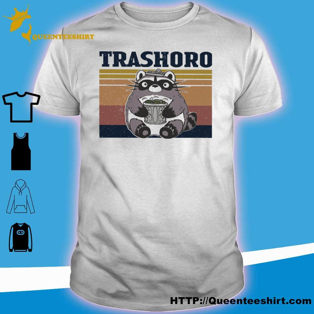 Racoon Trashoro vintage shirt
