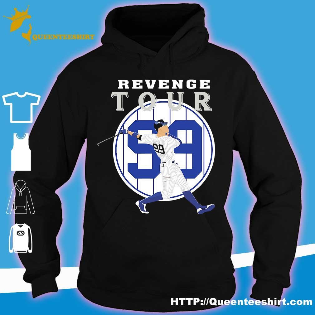 Aaron Judge Revenge Tour s hoodie