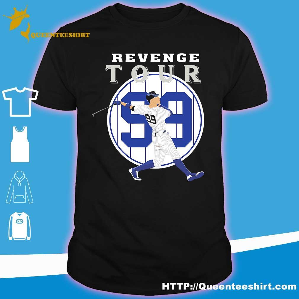 Aaron Judge Revenge Tour shirt