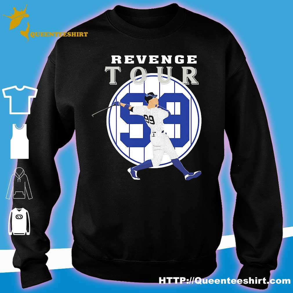 Aaron Judge Revenge Tour s sweater