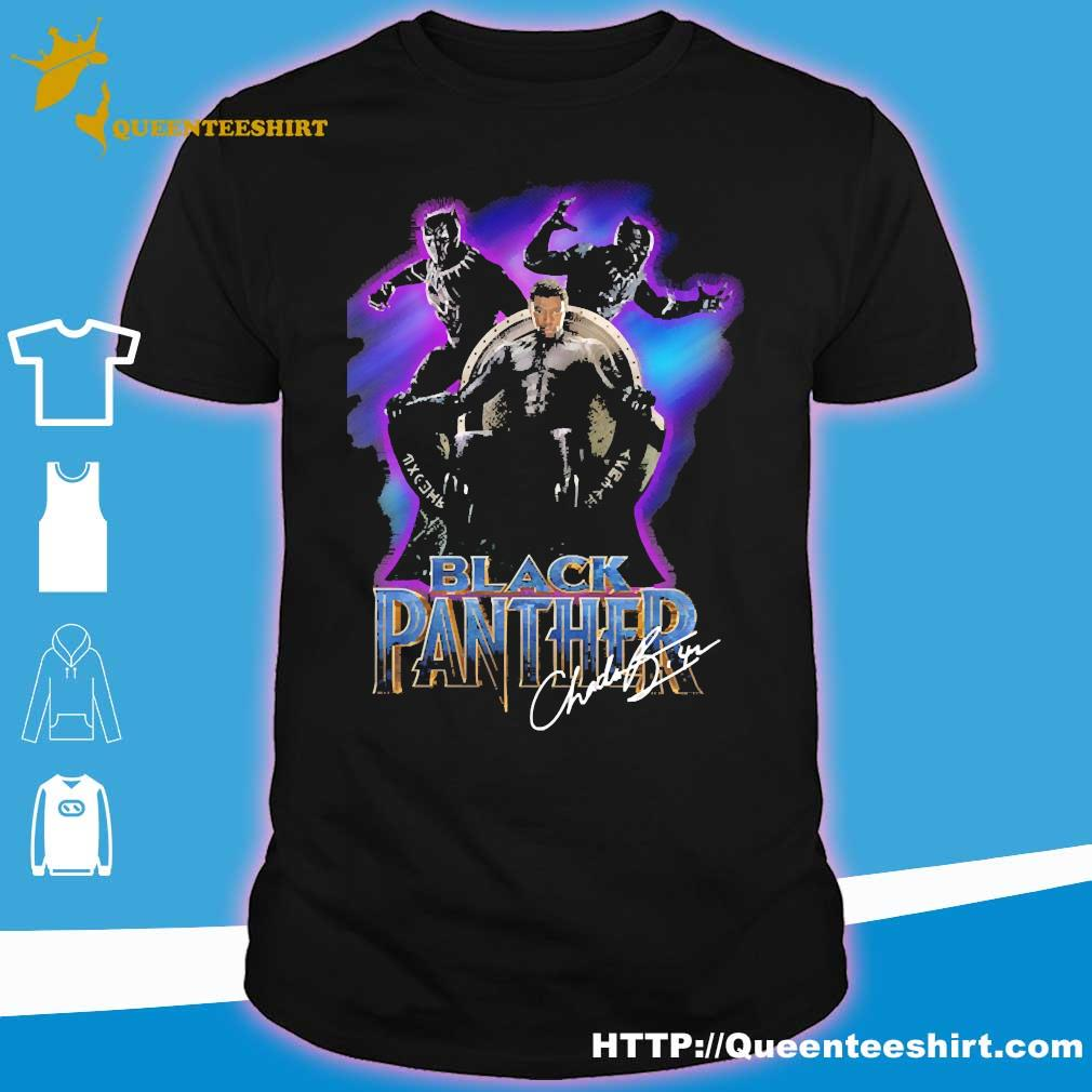 Black Panther signature shirt