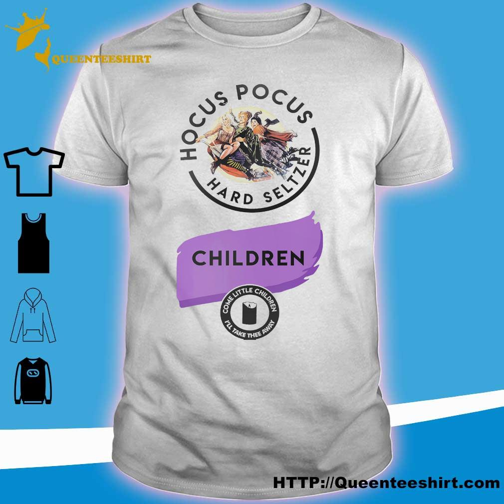 Hocus Pocus hard seltzer children shirt