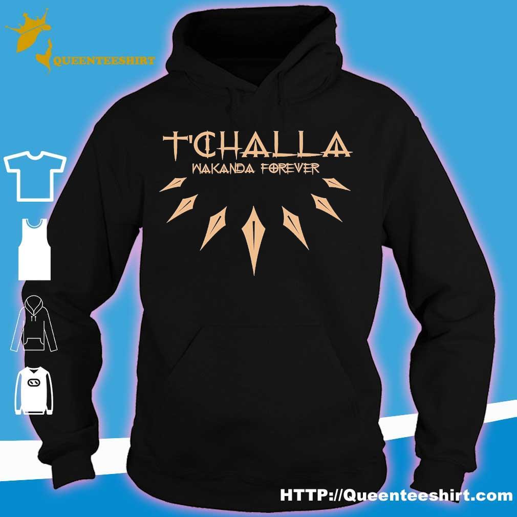 T'Challa Wakanda Forever s hoodie