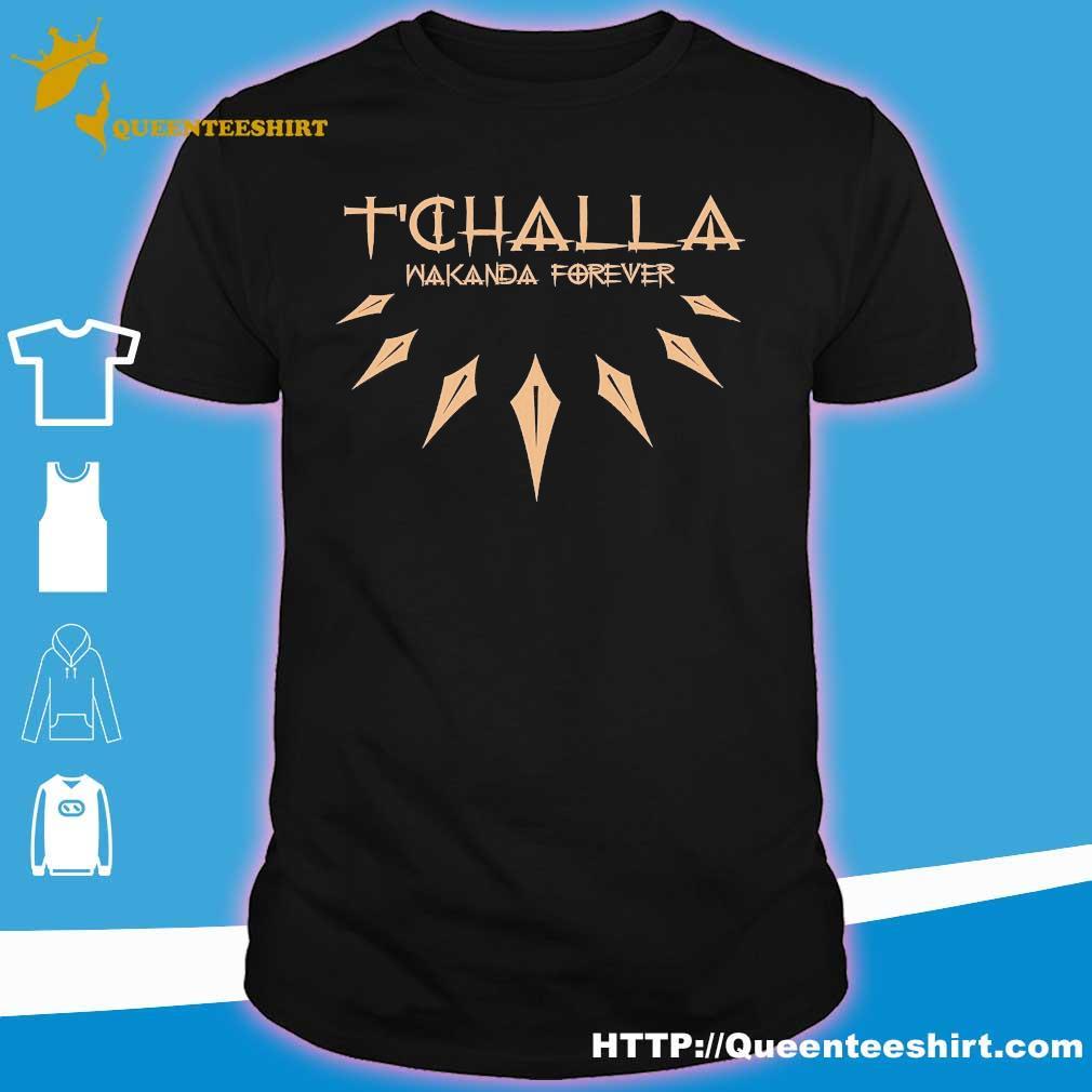 T'Challa Wakanda Forever shirt