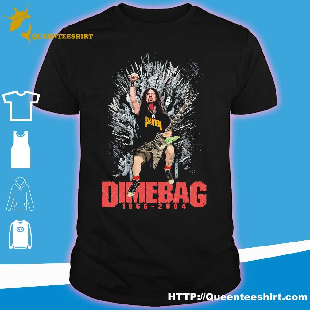 Pantera Dimebag 1966 2004 shirt