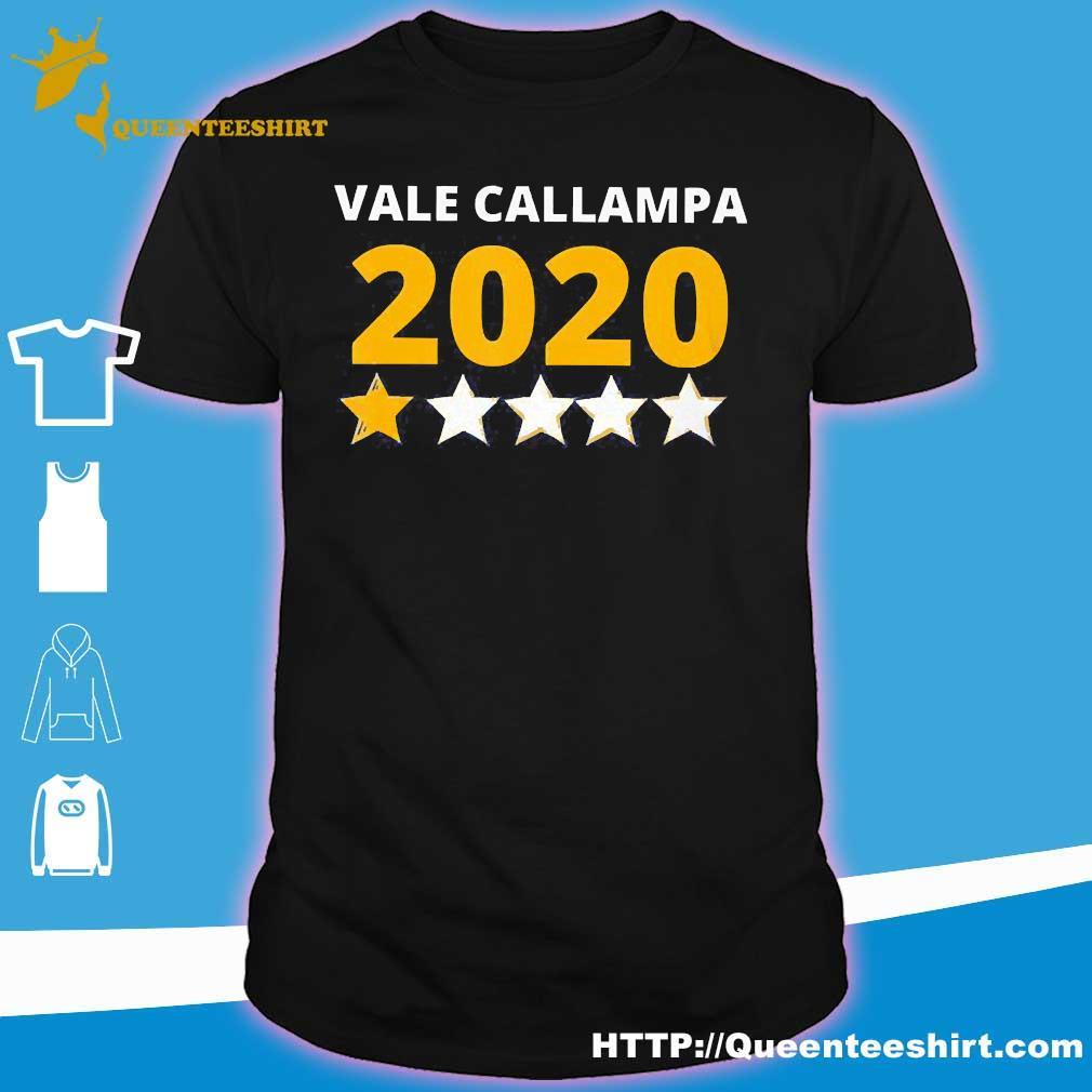Vale callampa 2020 shirt